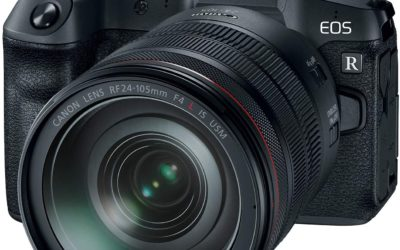 The very first full-frame mirrorless by Canon